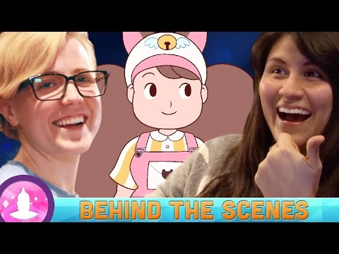 Behind the Scenes of Bee and PuppyCat (Ep. 1 & 2) on Cartoon Hangover