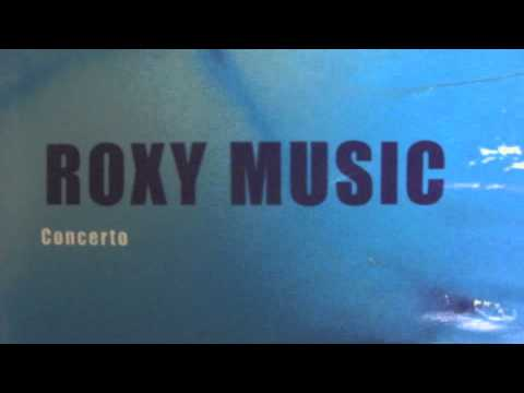 MANIFESTO ROXY MUSIC (LIVE VERSION)