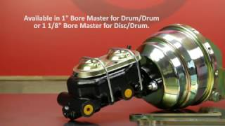 1965 - 1974 MOPAR A Body Booster Master Video by Master Power Brakes