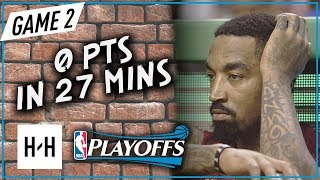 JR Smith Lowlights - 0 Pts in 27 Minutes vs Celtics | May 15, 2018 | 2018 NBA East Finals