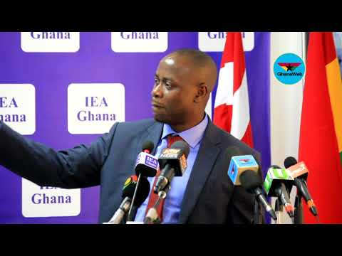 Eric Osei Assibey's full presentation at Launch of IEA 2017 Business Confidence Survey Report