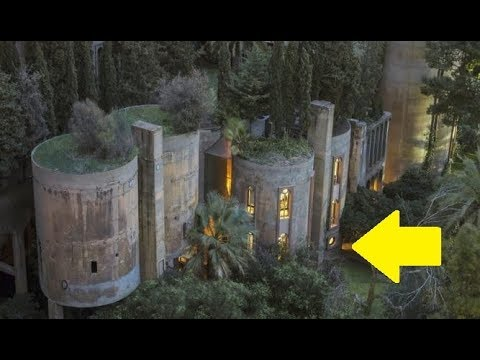 Genius Buys A 100 Year Old Cement Factory And Turns It Into Something Incredible