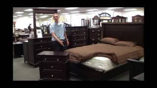 Nautilus Bedroom Set By Acme Furniture