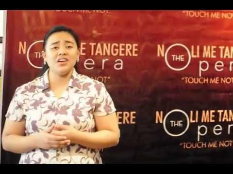 Nerissa de Juan Sings 'Ako'y Pilipino'