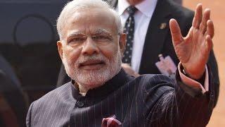 LIVE: Narendra Modi visits Jaguar Land Rover plant in Solihull, England