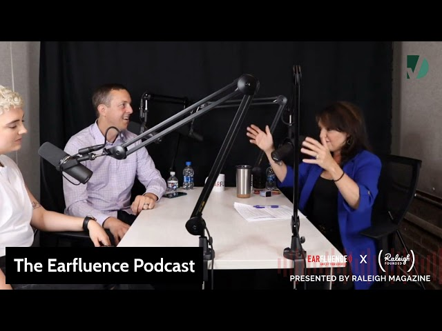 How to be an Amazing Storyteller: Earfluence Podcast LIVE with Sharon Delaney McCloud