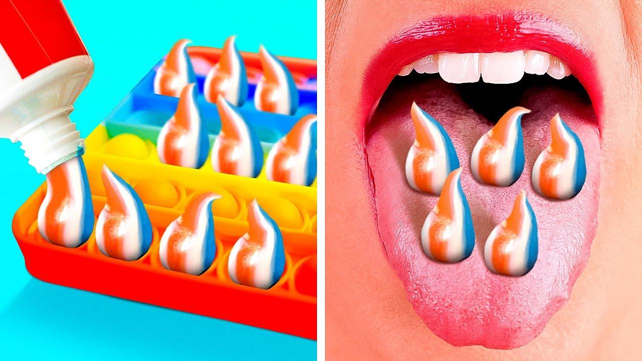 WOW! Weird Ideas For Your Everyday Life That Really Work! Crazy TikTok Tricks, DIYs By A PLUS SCHOOL