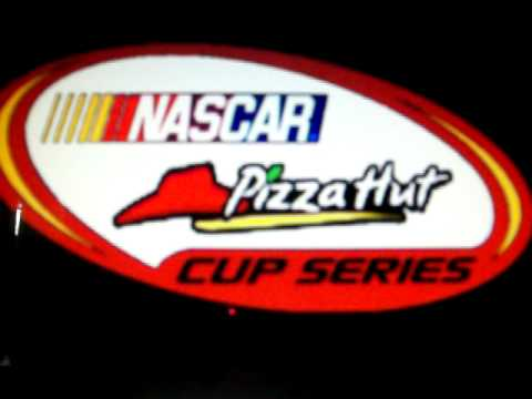 Nascar Pizza Hut Dash To The North Pole Series Logo Youtube