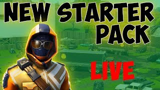 fortnite new starter pack Gameplay with IND Master and pro players | #IndianPlayer