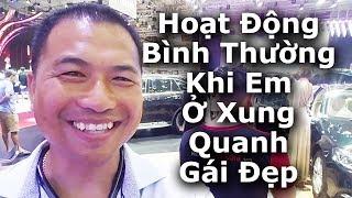 Luật Thu Hút #7 - Hoạt Động Bình Thường Khi Em Ở Xung Quanh Gái Đẹp - By Tai Duong