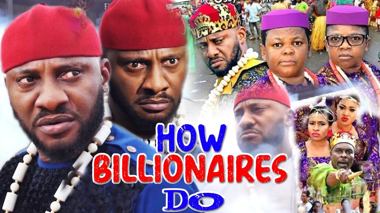 Download How Billionaires Do Part 15&16 - Yul Edochie & Aki With Pawpaw 2020 New Latest Nollywood Movies.