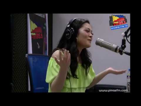 Annie Lux shares her Songwriting Techniques at Pinas FM 95.5