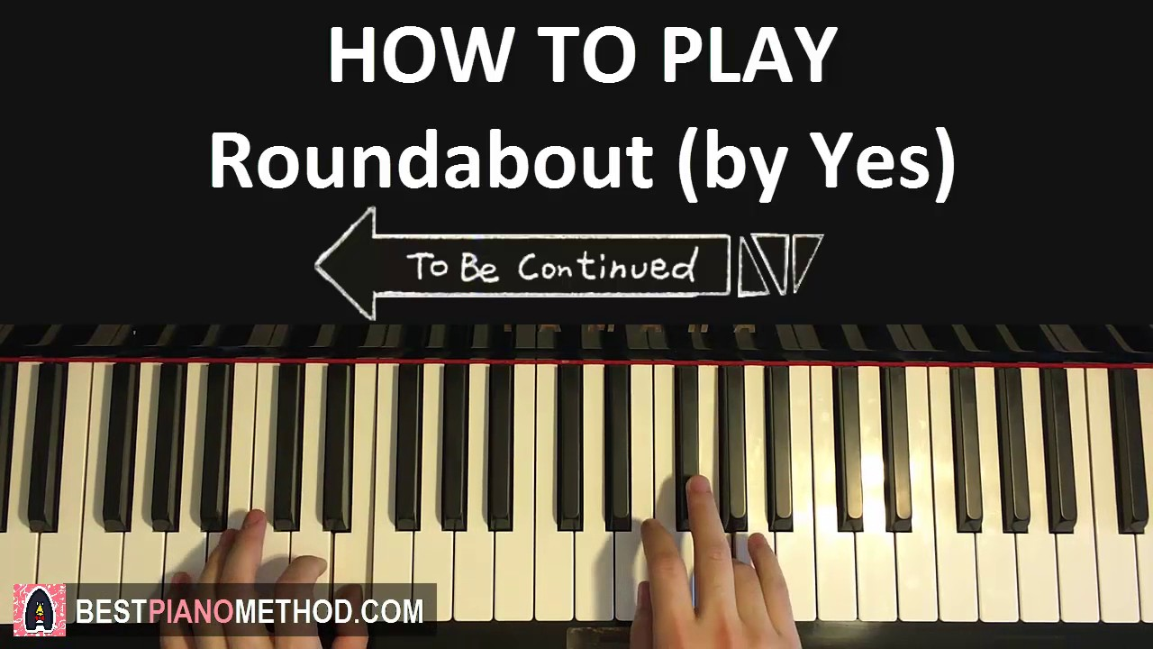 """HOW TO PLAY - Yes - """"Roundabout"""" (To Be Continued Meme ..."""