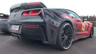 Chevrolet Corvette C7 Z06 BBM Motorsport w/ Capristo Exhaust!