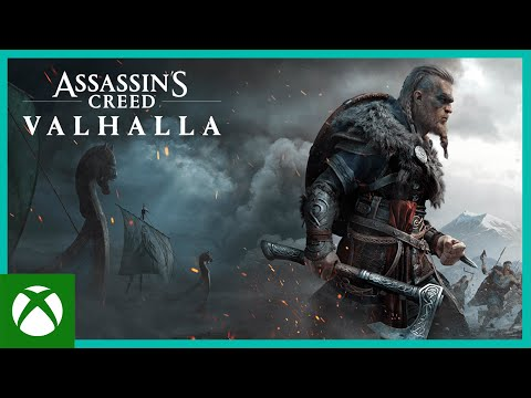 Assassin's Creed Valhalla: First Look Gameplay Trailer | Ubisoft NA