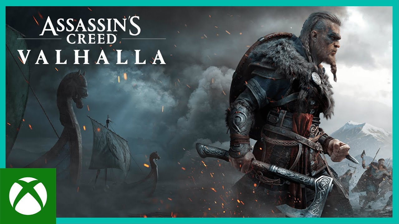 Assassin S Creed Valhalla Among 13 Games Announced For Xbox Series X Games The Guardian