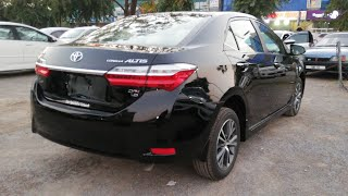 Toyota Corolla Grande CVT-i Review