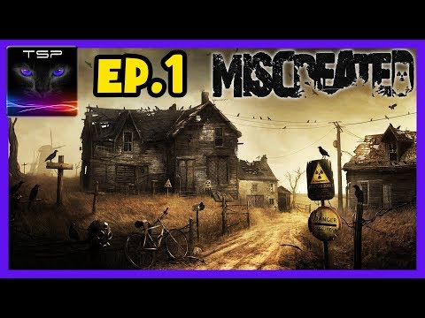 Miscreated Ep.1 ► GETTING STARTED ✔️ Building First Base