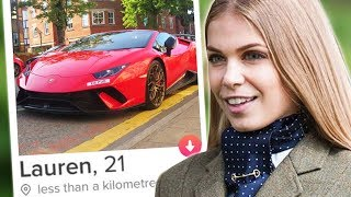 I Signed Up For MILLIONAIRE\'S ONLY Tinder.. (Ft Memeulous)