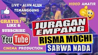 Download Video DANGDUT HOT TEMANGGUNG ~ JURAGAN EMPANG - RISMA MOCHI terbaru  - SARWA NADA LIVE TEMANGGUNG MP3 3GP MP4