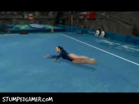 Beijing 2008 - XBOX360 - Floor Exercise