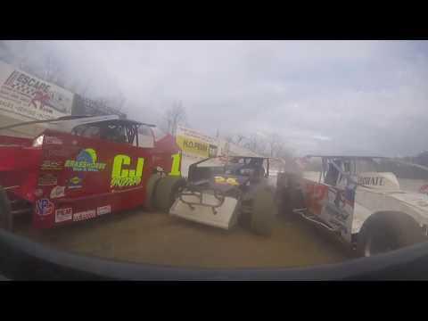 11/25/17 Geoff Quackenbush Gobbler Heat race