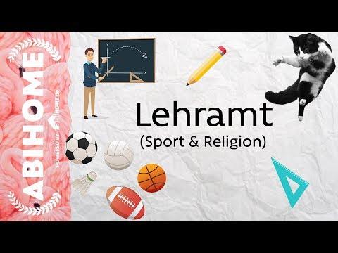 Wie ist es Lehramt (Sport,Religion) zu studieren?
