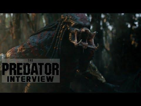 'The Predator' Interview