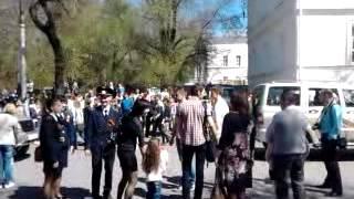 9 мая 2013 года, Парад на Площади Ленина, г. Ульяновск