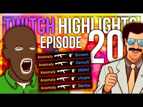 TWITCH HIGHLIGHTS 20 - THEY KILLED KENNY