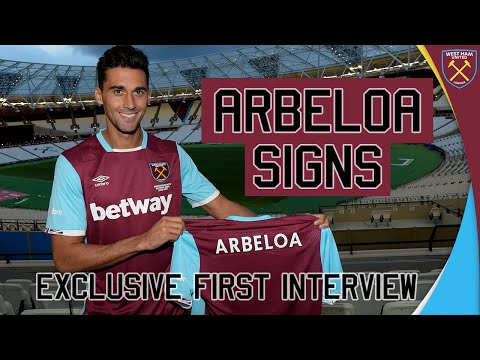 EXCLUSIVE: ALVARO ARBELOA JOINS WEST HAM UNITED 🎥🇪🇸