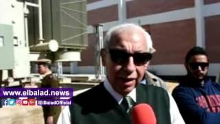 محافظة أسوان تشهد تنفيذ أكبر مشروع للطاقة الشمسية في مصر باستثمارات 40 مليار جنيه.. والمحافظ: يضم 40 شركة عالمية ..فيديو وصور