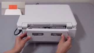 How to Remove Jammed Paper (Epson XP-900,XP-720,XP-830,XP-860,XP-950,XP-520, XP-640、XP-630) NPD5226