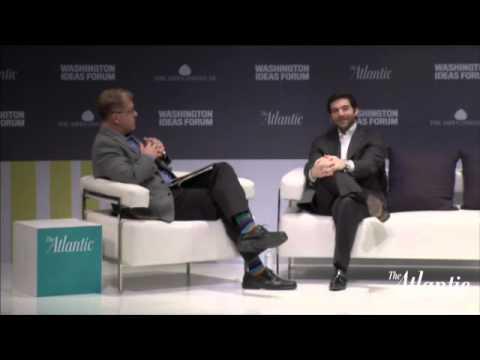 Jeff Weiner / Washington Ideas Forum