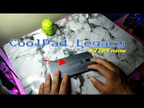 CoolPad Legacy Lives up to its name!!   Review mid 2019