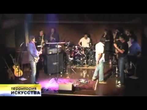 Роман Петросян - барабаны (11.11.11) Ереван 'MEZZO-club'