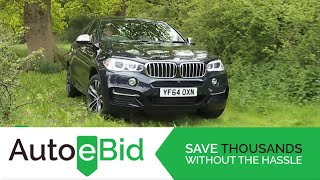 BMW X6 2016 Video Review AutoeBid