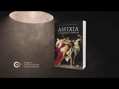 Booktrailer «Asfixia y algunos cuentos»