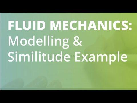 Modelling & Similitude Example: Drag Coefficient Similarity | Fluid Mechanics