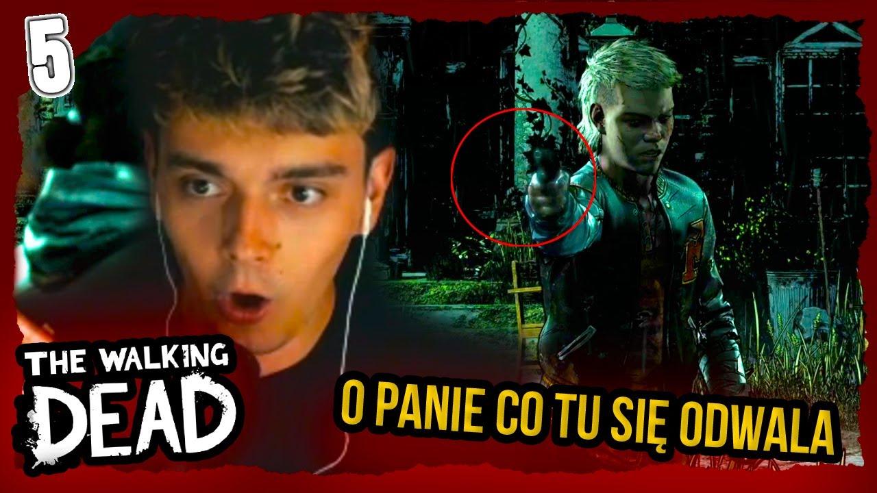 ON CHCE SIĘ NAS POZBYĆ!!! | #5 The Walking Dead: The Final Season | JDabrowsky Games
