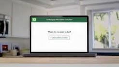 TD Mortgage Affordability Calculator
