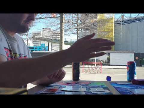 Salazars Pikarom VS Ellerys Reshirom Pokemon Tcg Part 1