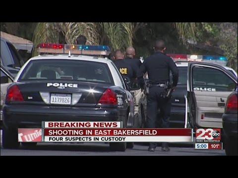 Shooting in East Bakersfield