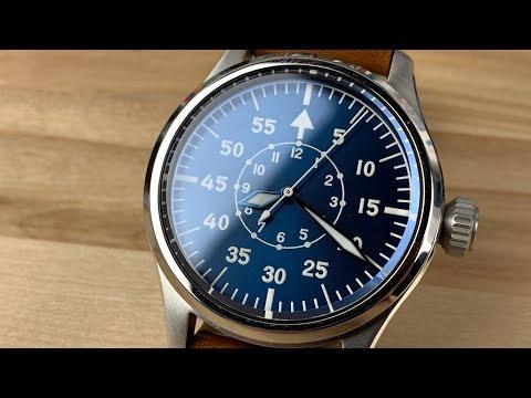 Geckota K-01 Pilot Watch (affordable)