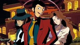 LUPIN III- VOYAGE TO DANGER  Der Ganze Fim Deutsch