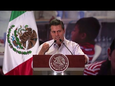 Mexico leader vows to revive tourism in violent state