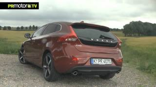 Nuevo Volvo V40 - Car News TV - PRMotor TV Channel