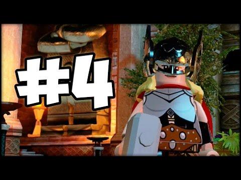 LEGO MARVEL AVENGERS - LBA - Episode 4 : Asgard Complete!