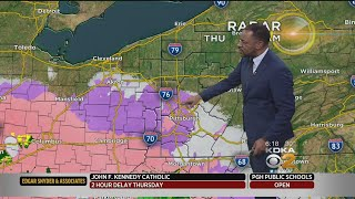 KDKA-TV Morning Forecast (11/15)