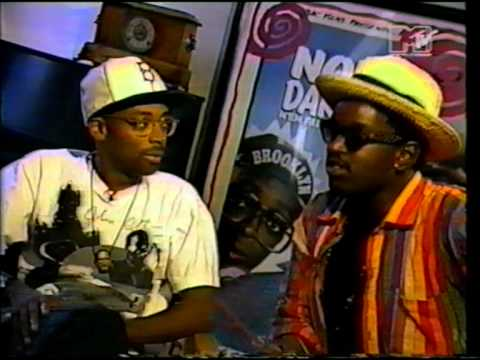 Spike Lee and Fab 5 Freddy talk about 2 Live Crew